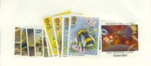 Great Britain - Nice Selection of Modern NH sets