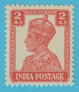 INDIA  173  MINT  NEVER  HINGED OG * NO FAULTS VERY FINE !