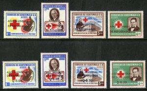 GUATEMALA C235-42 MNH SCV $20.95 BIN $10.50