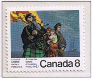 Canada Mint VF-NH #619 Scottish Settlers