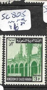 SAUDI ARABIA (P1802B) SC 505  MNH
