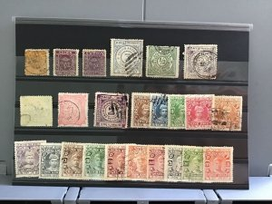 India States Cochin stamps R29794