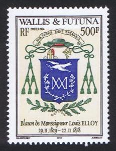 Wallis and Futuna Monseigneur Louis Elloy SG#861 SC#593