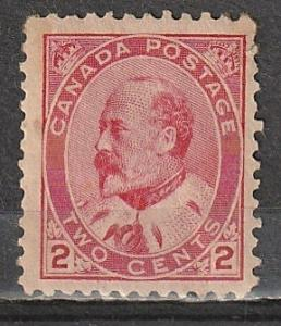 #90 Canada Mint OGLH