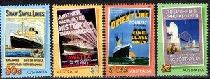 Australia #2249-52 MNH CV $8.25 (X3283)