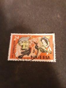 *Nigeria #187                    Used