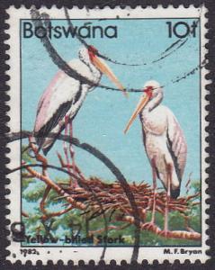 Botswana 1982 SG523 Used