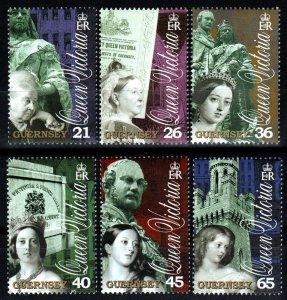 Guernsey #726-31 MNH  CV $7.25 (X1410)