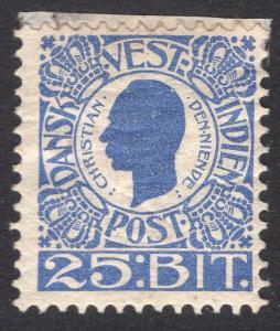 DANISH WEST INDIES SCOTT 34