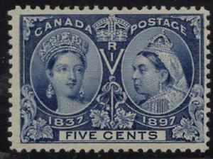 CANADA #  54  MINT NH - S.G. No. 128