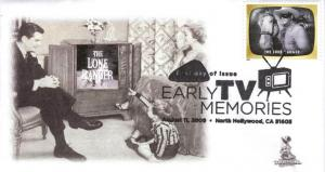 Early TV Memories First Day covers, from Toad Hall! #1