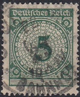 Germany Scott # 324 Used