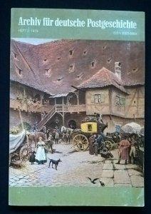 Deutsche Postgeschichte FRANKFURT BUNDESDRUCKEREI POLEN TELEGRAFENAPPARATE usw