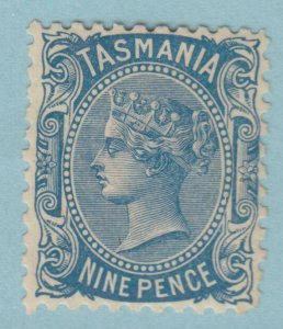 TASMANIA 98c perf 11 MINT  HINGED OG * NO FAULTS VERY FINE!