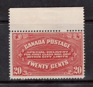 Canada #E2 Mint Margin Single