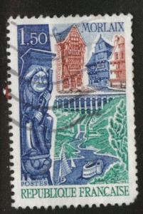 France Scott 1191 Used stamp