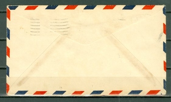 US 1930 MOUNT CLEMENS AIR RACES COVER TO MICHIGAN