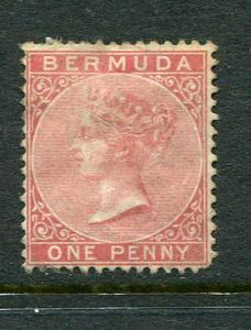 Bermuda #1 mint