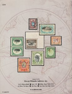 The Peter Balner Collection of Inverted Center Stamps of the World. 2002 Auction