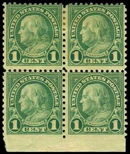 U.S. 1922-25 ISSUES 578  Mint (ID # 37424)
