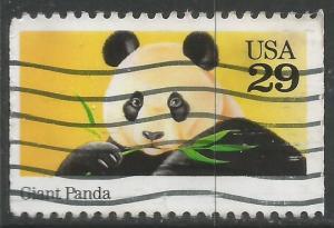 UNITED STATES 2706 VFU PANDA 60F-6