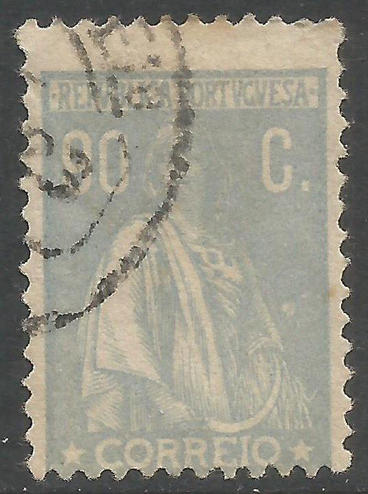PORTUGAL CERES 298C VFU Z1588-1