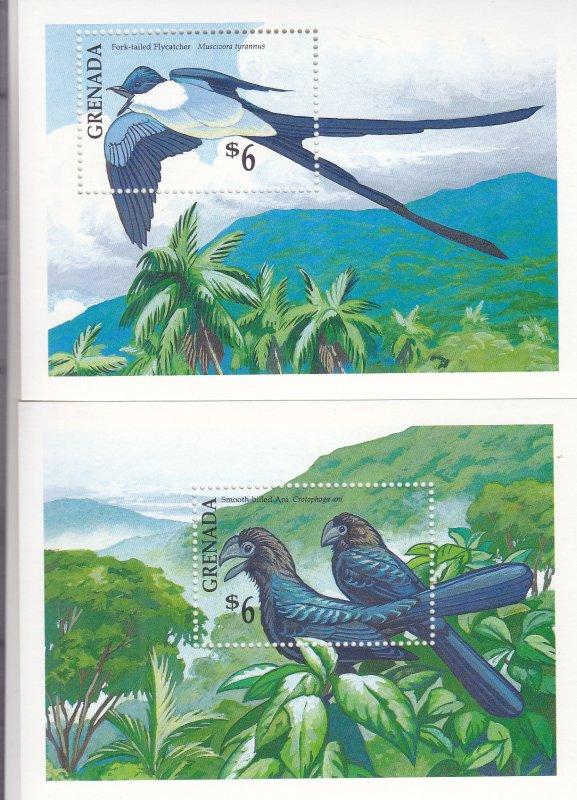 Grenada: Sc #1885-1886, S/S, MNH (S18100)