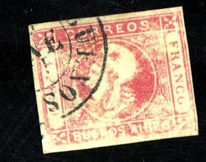 ARGENTINA BUENOS AIRES USED FF Cat $150