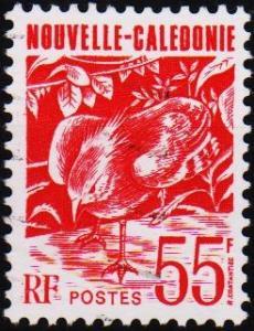 New Caledonia. 1990 55f S.G.899 Fine Used