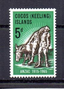 Cocos Islands 7 MLH