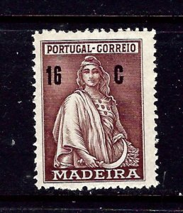 Madeira 51 MH 1928 issue