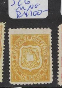 Guatemala SC 6 MNG (3dqn)