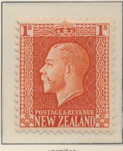 New Zealand Stamp Scott #159, Mint Lightly Hinged - Free U.S. Shipping, Free ...