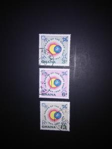Guyana #186-88