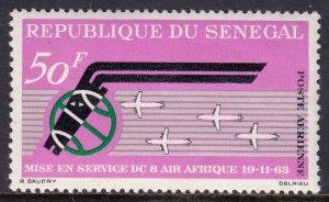 Senegal - Scott #C33 - MNH - Minor gum bump - SCV $2.00