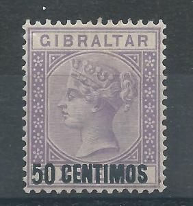 Gibraltar 27 LH
