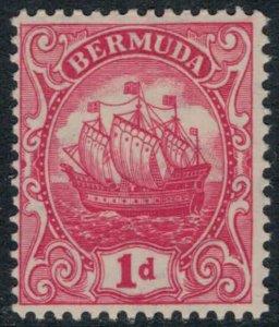 Bermuda #83*  CV $15.00