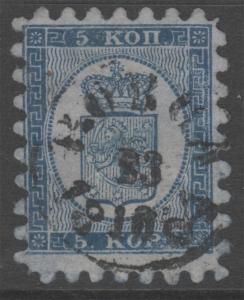 Finland 4 Borga Cancel ! 5 Kop 1860 ! No Faults Extra Fine