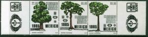 MEXICO 1392a 9th World Forestry Congress MNH