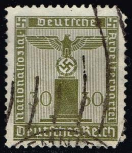 Germany #S10 Franchise Stamp; Used (7.50)