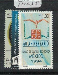 Mexico SC 1883-5 MNH (1dxd)