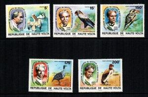 Burkina Faso  C212 - C214 MNH  $ 7.05 +368 -369