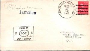 United States, U.S. A.P.O.'s, Jamaica