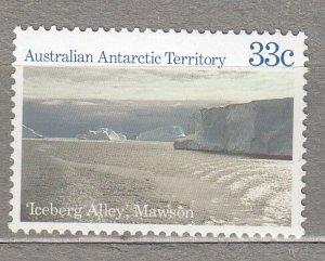 AAT 1984 Landscape 33c MNH(**) #HS276