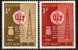 Vietnam #253-4  MNH  (S11232)