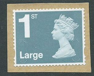 Great Britain SG U3277 Large Diamond Jubilee