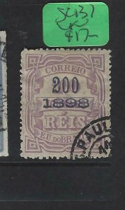 BRAZIL  (P0907BB)  SC 137   VFU