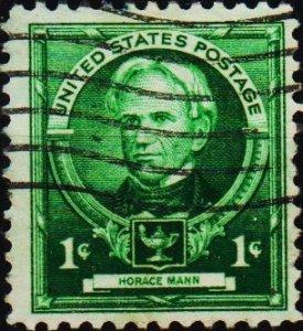 USA. 1940 1c S.G.866 Fine Used