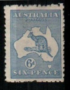 Australia Scott 48 Mint hinged