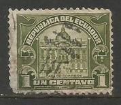 ECUADOR RA10 VFU O019-4